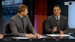 Spurs Defense Evolving despite loss to Toronto | Spurs Live