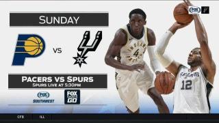 Indiana Pacers vs. San Antonio Spurs preview | Spurs Live