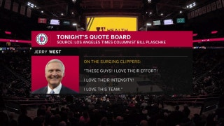 Clippers Live: Brad Turner of LA Times talks Jerry West, Los Angeles All-Stars