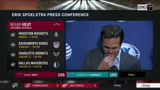 Erik Spoelstra on comeback: It all happened so fast