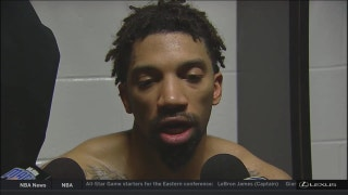 Khem Birch feeling humbled by chance to play big minutes