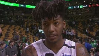 Elfrid Payton says sharing the ball is paying dividends for Magic