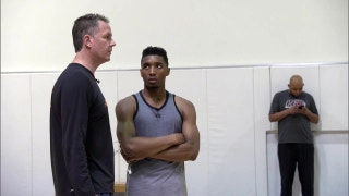 Clippers Live: Inside Don MacLean's predraft workouts