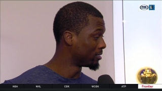 Harrison Barnes: 'We take it Game By Game'