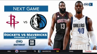 Houston Rockets vs. Dallas Mavericks preview | Mavs Live