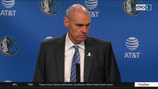 Rick Carlisle on defense Mavs win over Wizards