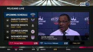 Alvin Gentry: 'I've never had a bad win'