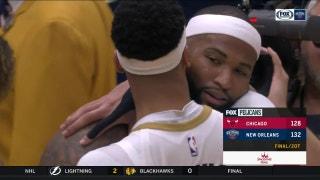 Pelicans Secure Double Overtime Win vs. Bulls | Pelicans Live