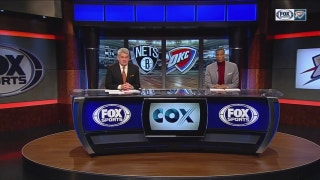 OKC comes back to beat the Nets | Thunder Live