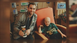 HDM 2018: Jason Zucker's #Give16 campaign