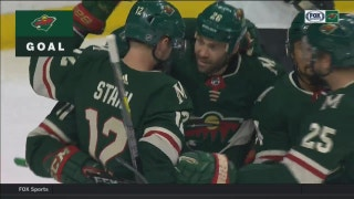 WATCH: Zucker, Parise, Granlund score in Wild's 3-1 victory