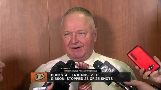 Ducks 4, LA Kings 2 (113)