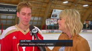 Hockey Day SoCal: Big win for Orange Lutheran