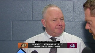 Avalanche 3, Ducks 1 (115)