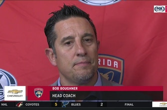 Bob Boughner: 'We just couldn't find that goal we needed'
