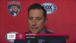 Bob Boughner: It's always tough to lose like this