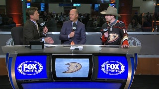 Ducks Live: Pro Bull Rider Tanner Byrne visits our set
