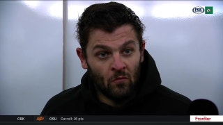 Alexander Radulov on win over the Panthers