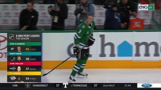 Klingberg running away with the defense scoring race | Stars Live