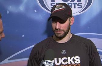 Ryan Kesler and Ducks wrap up homestand with victory vs. Winnipeg