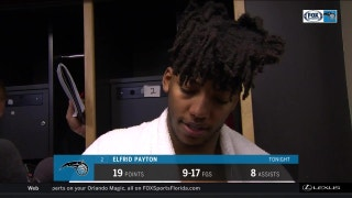Elfrid Payton describes his final shot after Thursday's loss