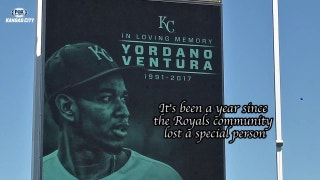 One-year anniversary of passing of Yordano Ventura