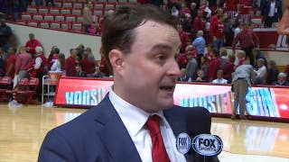 Archie Miller on Indiana's win over Maryland: 'They really fought hard'