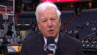 Bill Raftery thinks better days are on the horizon for Patrick Ewing's Georgetown Hoyas