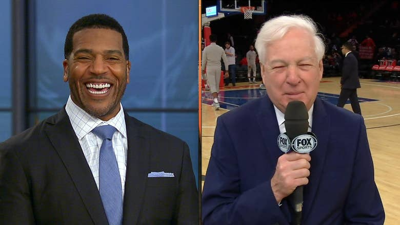 Bill Raftery breaks down why he thinks West Virginia is the toughest team in College Basketball