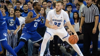 Creighton takes down No. 19 Seton Hall to remain undefeated at home