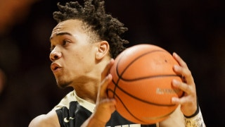 No. 3 Purdue stays perfect in Big Ten Play beating Iowa 87-64