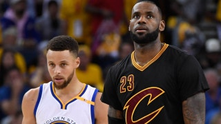 Nick Wright and Cris Carter channel LeBron James and Steph Curry to draft their All-Star squads