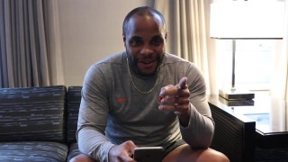 Daniel Cormier interviews himself before his champion fight at UFC 220