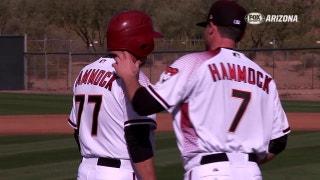 D-backs fantasy camp signals start of baseball season