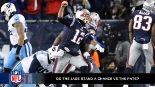 Do the Jaguars have any chance against the Patriots?