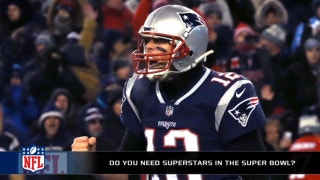 Do you need superstars in your Super Bowl?