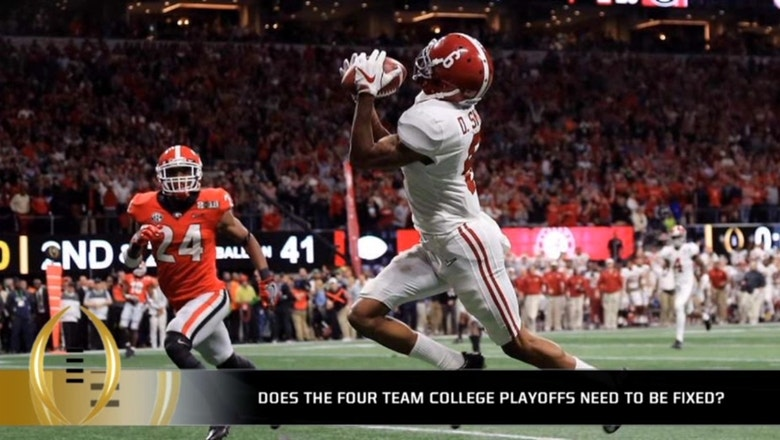 Does the College Football Playoff need to expand?