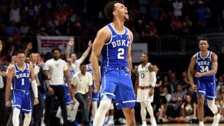 No. 5 Duke rallies late to beat No. 25 Miami 83-75