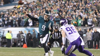 Jason Whitlock explains why he was so impressed with Nick Foles' NFC Championship performance