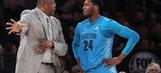 Patrick Ewing's Georgetown Hoyas defeat Chris Mullin and St. John's 69-66