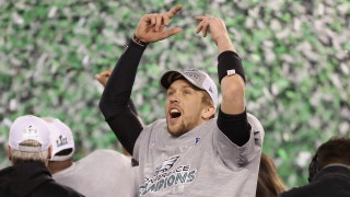 """Troy Aikman: """"I'm really happy"""" for Nick Foles"""