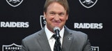 Jon Gruden: 'I'm going to do everything I can to help this team get right again'