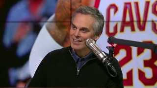 Colin Cowherd shares his theory on why the Cavaliers struggle in January