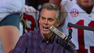 Colin Cowherd shares the one statement that makes him want to stick a fork in his retina