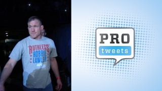 MMA fighters around the world were moved by Matt Hughes' appearance in St. Louis | PRO TWEETS