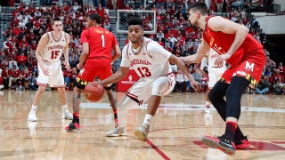 Juwan Morgan's 25 points power Indiana past Maryland 71-68