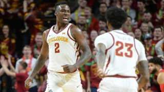 Iowa State shuts down No. 8 Texas Tech 70-52