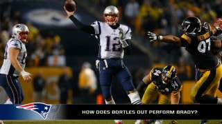 Is there any chance Blake Bortles outduels Tom Brady?