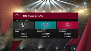Heat must stay balanced as they pay a visit to Brooklyn