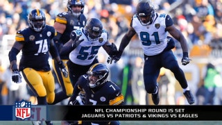 Jaguars dominate Steelers from the start